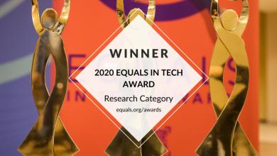 Photo of Исследование НАФИ «Стереотипы в отношении женщин и их последствия» — победитель премии EQUALS in Tech Awards 2020