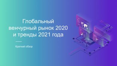 Photo of Международный венчурный рынок 2020 и тренды 2021 года
