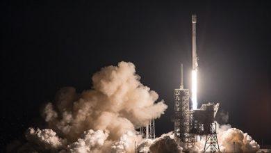 Photo of SpaceX запустила очередную группу спутников интернет-связи Starlink