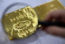 Photo of Золото упало с начала года почти на десять процентов