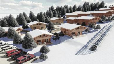 Photo of Проект строительства Шале-деревушки в Австрии