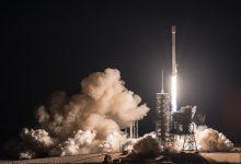Photo of Компания SpaceX запустила ракету-носитель с 54 спутниками