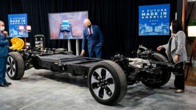 Photo of Байден стремится увеличить продажи электромобилей в США