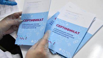 Photo of Западные бизнесмены просят признать зарубежный сертификат о вакцинации