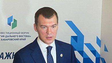Photo of Первый инвестфорум «Энергия Дальнего востока» открылся в Хабаровске